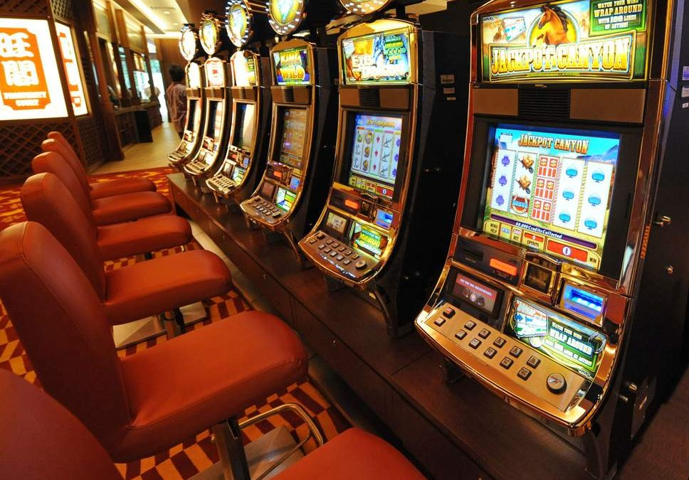 How to pick a casino slot machine