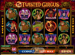 Twisted Circus Game